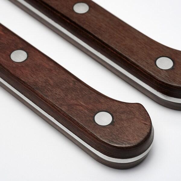 LINDRIG سكينة, بني غامق, 24 سم