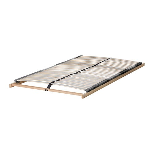 l nset slatted bed base 80x200 cm ikea