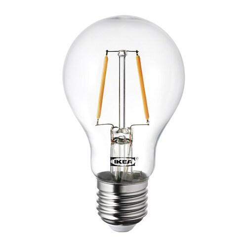 Lunnom Led Bulb E27 100 Lumen Ikea