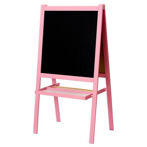 MÅLA easel pink 62 cm 118 cm