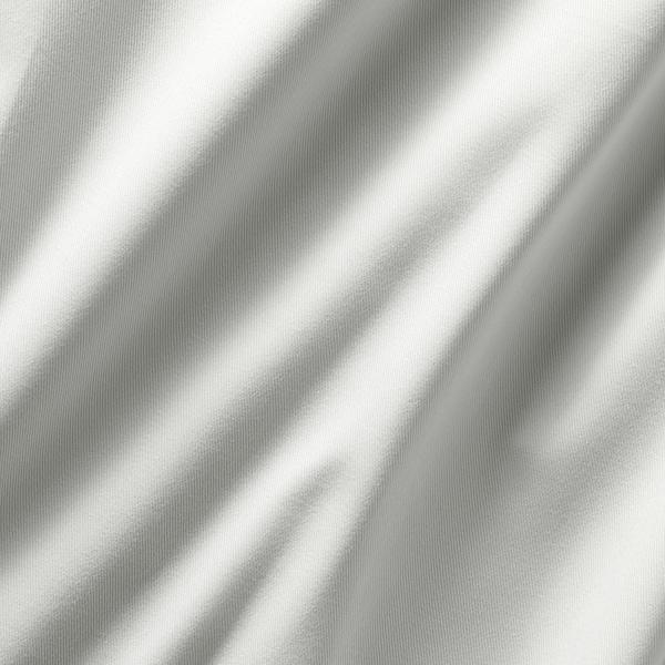 MERETE ستائر عاتمة للغرفة، 1 زوج, أبيض, 145x300 سم