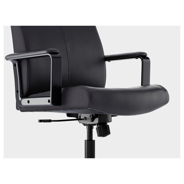 MILLBERGET كرسي دوّار, Bomstad أسود