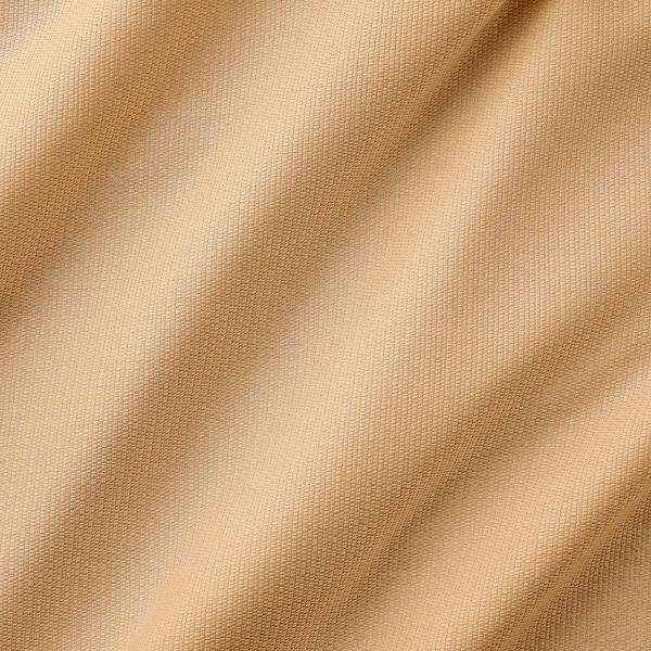 MOALINA ستائر، 1 زوج, أصفر, 145x300 سم