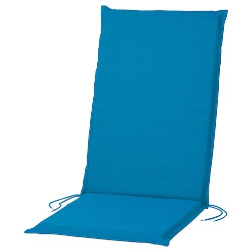 NÄSTÖN seat/back pad, outdoor blue 116 cm 47 cm 68 cm 48 cm 2 cm