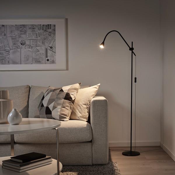 IKEA NÄVLINGE Led floor/read lamp