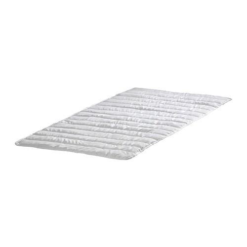 nattlig waterproof mattress protector ikea the waterproof inner layer protects the mattress - Waterproof Mattress Pad