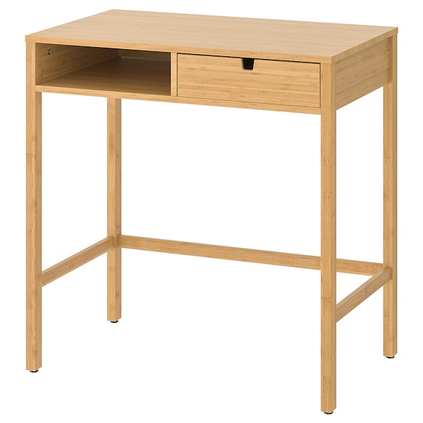 NORDKISA Dressing table, bamboo, 76x47 cm