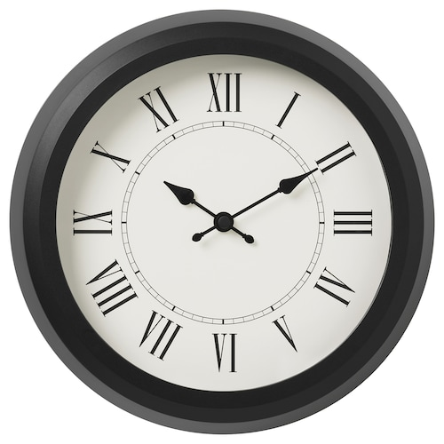 ايكيا NUFFRA ساعة حائط