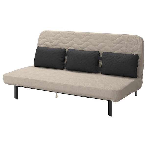 Nyhamn Sofa Bed With Triple Cushion