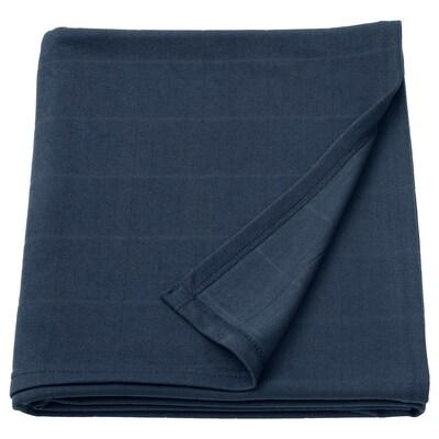 ODDHILD غطاء, أزرق غامق, 120x170 سم