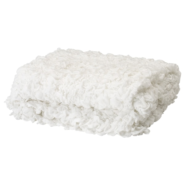 OFELIA بطانية, أبيض, 130x170 سم