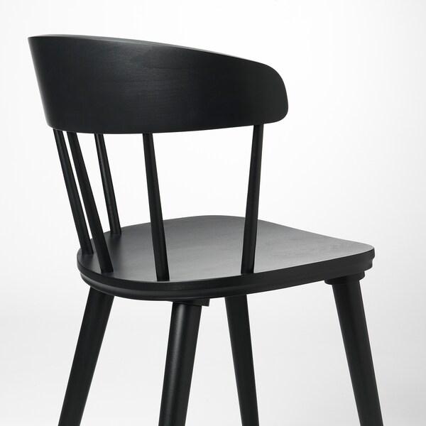 OMTÄNKSAM كرسي, فحمي