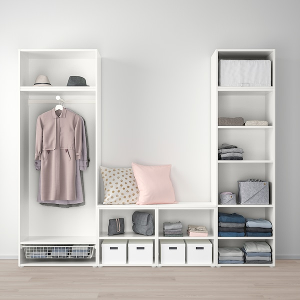 IKEA PLATSA Wardrobe with 9 doors