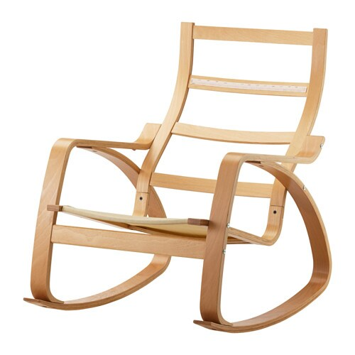 Ikea Hochstuhl Antilop Rückrufaktion ~ POÄNG Rocking chair frame IKEA The frame is made of layer glued bent