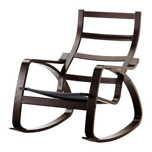 Ikea Poang Chair Directions ~ POÄNG Rocking chair frame IKEA The frame is made of layer glued bent