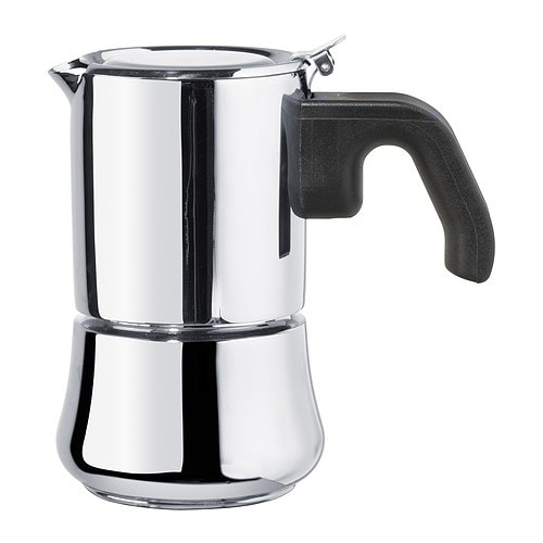 RÅDIG Espresso maker for 3 cups IKEA