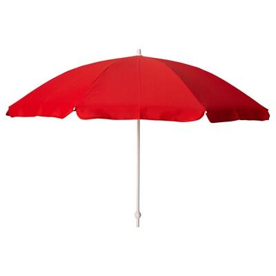 RAMSÖ مظلة, أحمر, 125 سم