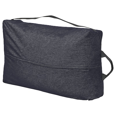 RÅVAROR Storage bag, Vansta dark blue, 78x50 cm