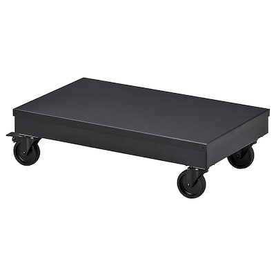 RÅVAROR Trolley, black, 57x34 cm