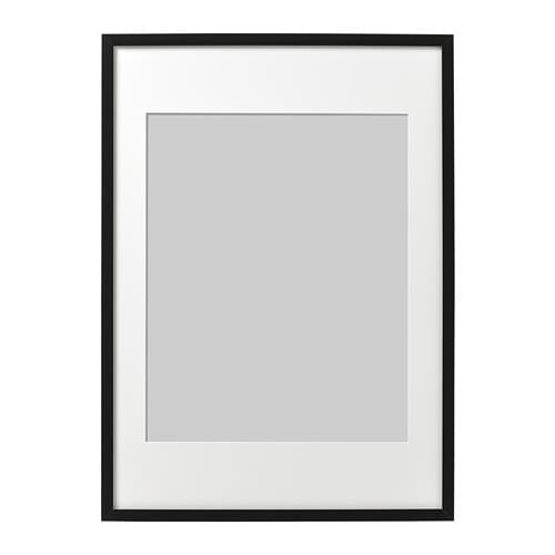 Ribba frame 50x70 cm ikea for Cornice 30x45 ikea