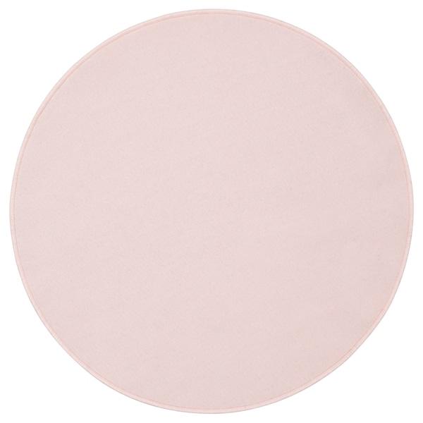 RISGÅRDE rug, low pile pink 70 cm 1110 g/m² 450 g/m² 6 mm 0.38 m²