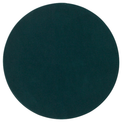 RISGÅRDE rug, low pile green 70 cm 1110 g/m² 450 g/m² 6 mm 0.38 m²