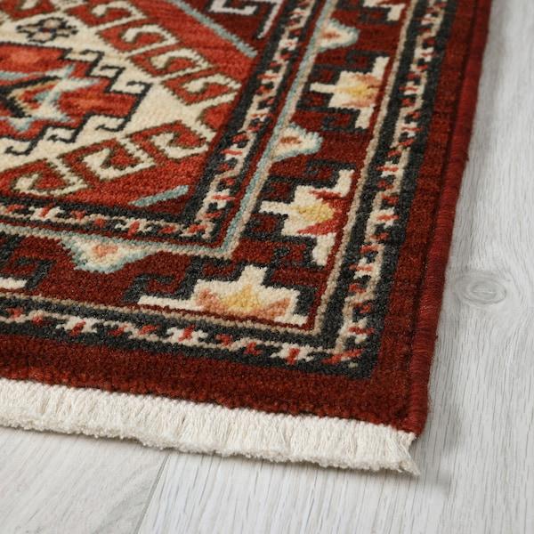 SIGERSLEV Rug, low pile, patterned/multicolour, 170x225 cm
