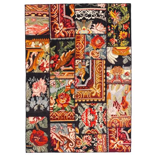 SILKEBORG rug, flatwoven handmade rose 300 cm 200 cm 6.00 m² 6 mm