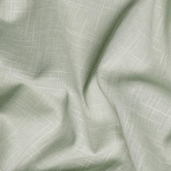 SILVERLÖNN ستائر رقيقة، 1 زوج, أخضر فاتح, 145x300 سم