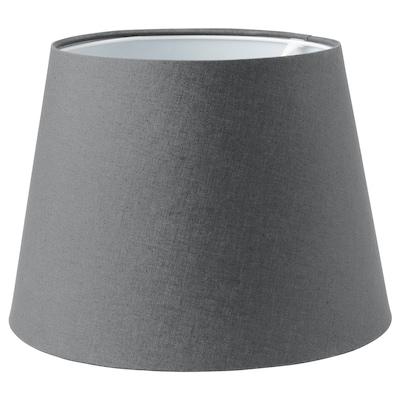 SKOTTORP غطاء مصباح, رمادي, 33 سم