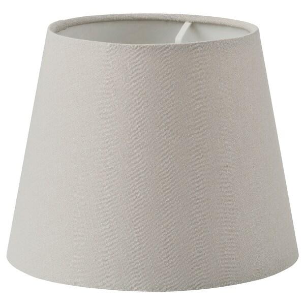 SKOTTORP lamp shade light grey 19 cm 15 cm