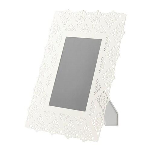 SKURAR Frame, white