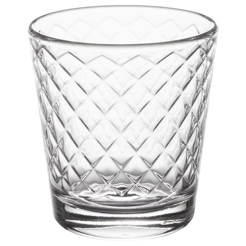 SMÅRISKA snaps glass clear glass 5 cm 5 cl
