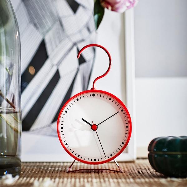 SNIFFA ساعة, أحمر, 9x15 سم