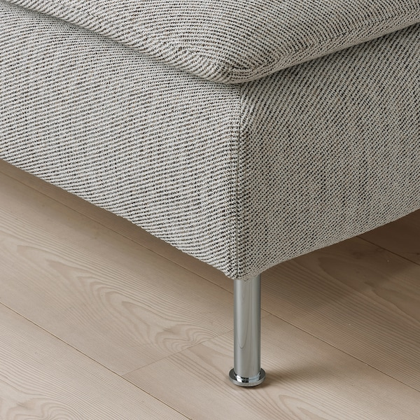 SÖDERHAMN Corner section - Viarp beige/brown - IKEA
