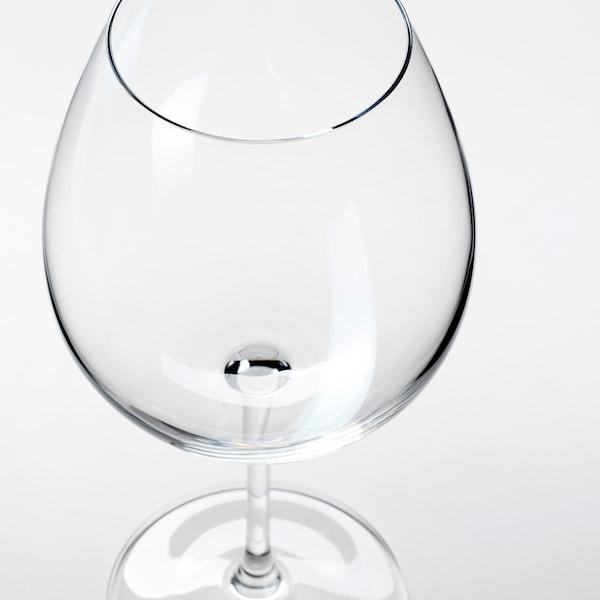 STORSINT Juice Glass, clear glass, 67 cl