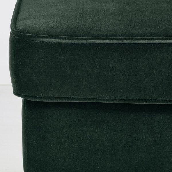 STRANDMON مسند قدم, Djuparp أخضر غامق