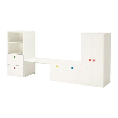 stuva f lja storage combination with bench ikea. Black Bedroom Furniture Sets. Home Design Ideas