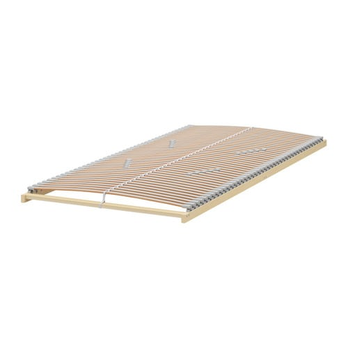 SULTAN LAXEBY Slatted bed base IKEA
