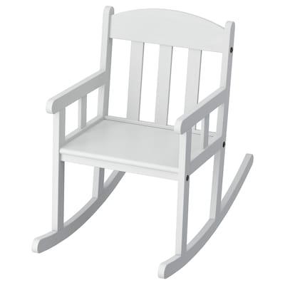 SUNDVIK Rocking-chair, grey