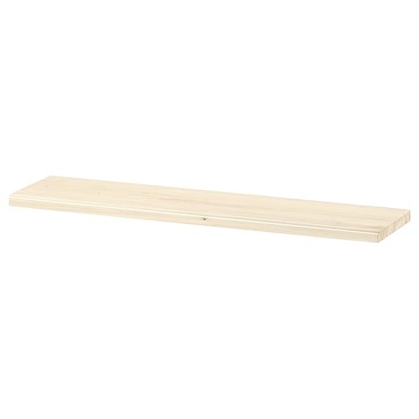 TRANHULT رف, خشب الصفصاف, 80x20 سم