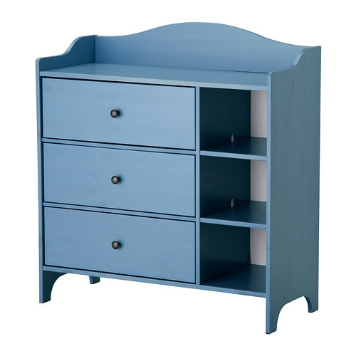 TROGEN Chest of drawers IKEA Comes with 3 drawers for a roomy storage space.