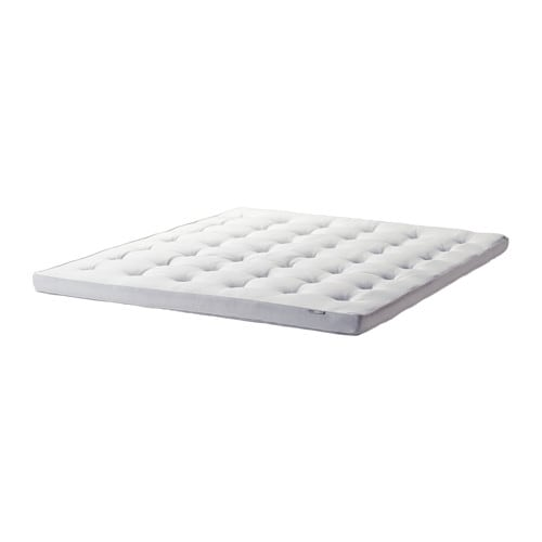 tustna mattress pad 140x200 cm ikea. Black Bedroom Furniture Sets. Home Design Ideas