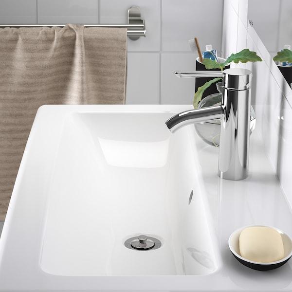 TVÄLLEN Single wash-basin, 84x43x5 cm