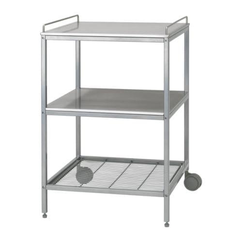 Ikea Kitchen Showroom 2018: UDDEN Kitchen Trolley