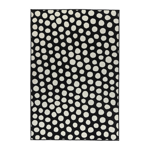 ULLGUMP Rug, low pile IKEA Durable, stain resistant and easy to care for since the rug is made of synthetic fibres.