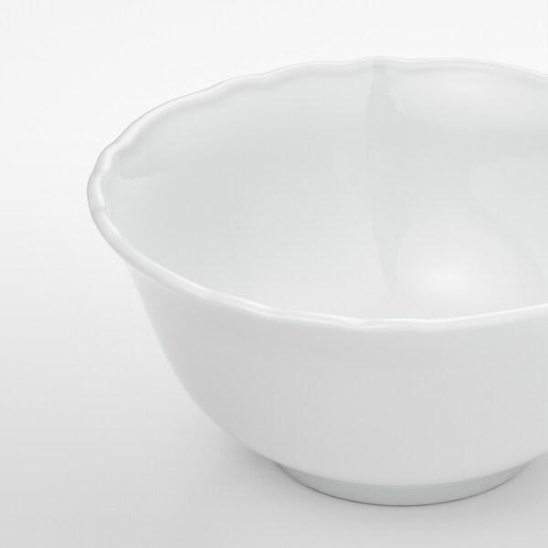 UPPLAGA سلطانية, أبيض, 13 سم