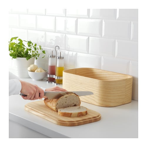 uppskattning bread bin ikea. Black Bedroom Furniture Sets. Home Design Ideas