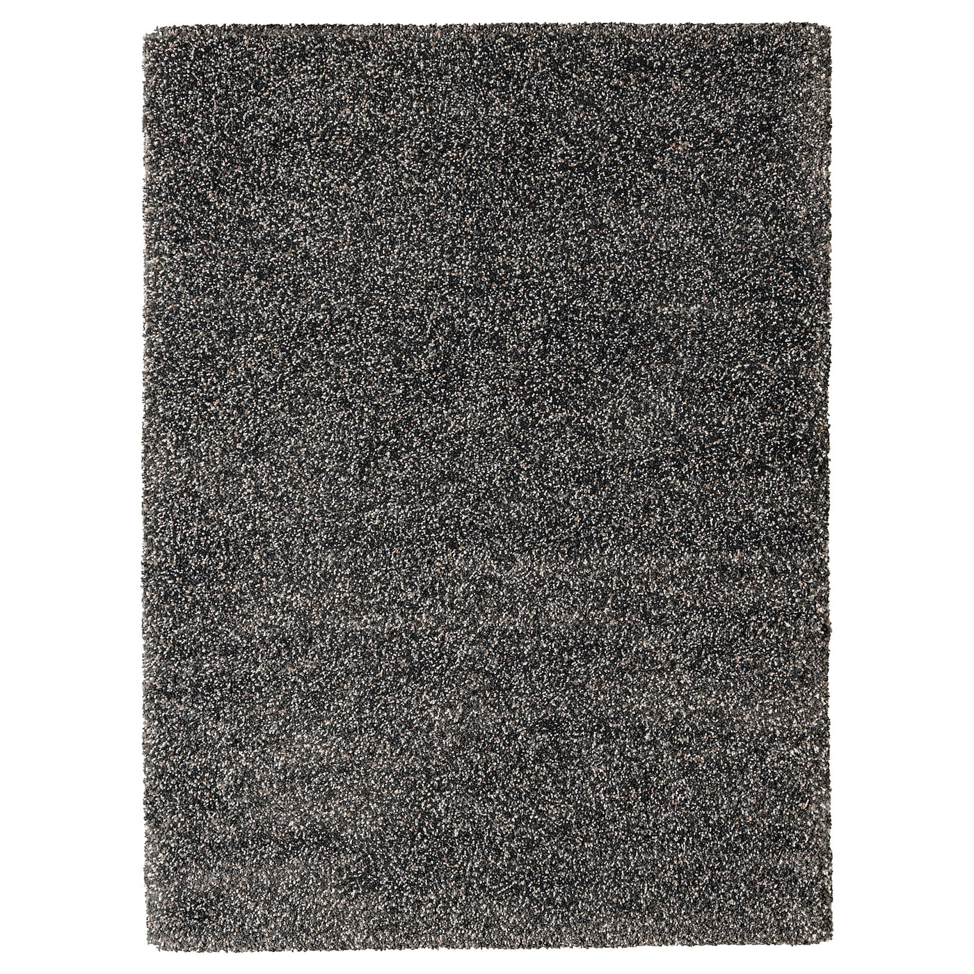 Rug High Pile Vindum Dark Grey