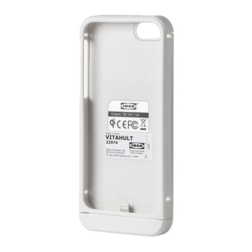 VITAHULT Wireless charging cover i5/5S